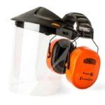 BUSHMASTER – EAR DEFENDER with PC VISOR