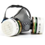 MIDIMASK TPR Double Mask – GREY (NRCS: AZ2011/46)