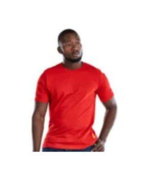 Dromex 100% COTTON TEE SHIRT – CREW NECK – 165gsm (grey, white, navy, black, royal, yellow, red, bottle green) MOQ 20