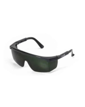 EURO WELD POLYCARBONATE LENS – VINYL FRAME – EN 166:2002 SHADE 5.0, GREEN, ANTI SCRATCH OR SHADE 3.0, GREEN, ANTI SCRATCH MOQ 12