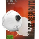 QSA FFP2 VALVED DUST MASKS