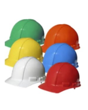 HARD HAT SABS APPROVED (RED, BLACK, GREY, YELLOW, WHITE, WHITE, SKY BLUE, EMERALD, ORANGE, ROYAL) MOQ 5