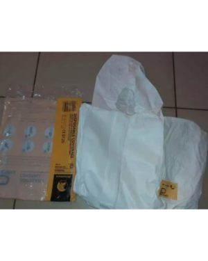 PROMAX HIGH QUALITY DISPOSABLE OVERALL (BREATHABLE & LIQUID PROOF)-TYPE 5&6