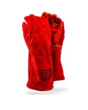 DROMEX RED HEAT GLOVES ELBOW LENGTH MOQ 12