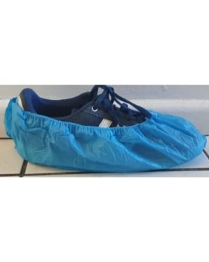 PLASTIC SHOE COVERS PER PACK OF 100 MOQ 10