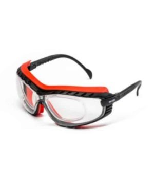 DROMEX SPECTACLE/GOGGLE COMBINATION SPOGGLE, CLEAR, ANTI MIST MOQ 12