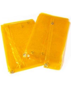 WELDING screen, yellow 2x3m MOQ 10