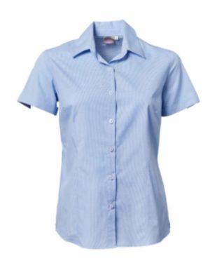 Ladies Windsor S/S Blouse- Price Vary Per Size