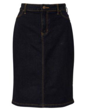 Ladies Cameron Denim Skirt – Price Vary Per Size