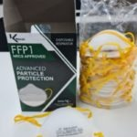 KMASK FFP1 DUST MASKS – NRCS & SANS EN:149:2001 APPROVED