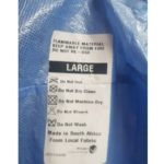AAMI LEVEL 4, LAMINATED, STERILE GOWN, BLUE + 2 TOWELS SANS 53795:2015 APPROVED