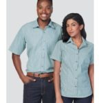 MENS K124 S/S SHIRT  – PRICE VARY PER SIZE