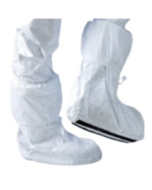 TYVEK EXPERT 500 BOOT COVER WITH ANTI-SLIP PER PAIR  – REQUEST AVAILABILITY