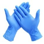 EXAMINATION POWDER FREE NITRILE GLOVES