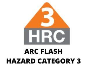 HRC 3 - CAL 25 <600V