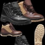 8011 LEMAITRE MAXECO BOOT STEEL MIDSOLE BLACK