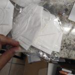 KN95/FFP2 FOLD FLAT MASK (95% FILTERING)  YASHI/BEIBEJAN CE & FDA APPROVED