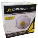 DELTA PLUS FFP2 N95 NIOSH WITH VALVE MOQ 10 – REQUEST AVAILABILITY