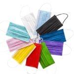 3Ply Earloop Colour Type Ii Masks – Kiddies Or Adult Sizes