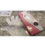 Tpe Clear Examination, Powder Free, Box Of 200 Gloves