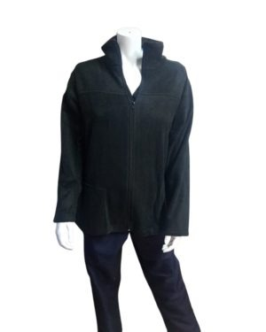 JK0007 – ANTI-PILL POLAR FLEECE JACKET WITH ZIP & POCKETS