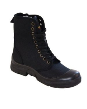 KALIBER, SENTRY CANVAS SECURITY BOOT