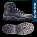 BOVA 30005 COLUMBIA METAL-FREE SAFETY BOOT