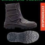 BOVA 42006 SMELTERS VELCRO HEAT RESISTANT SAFETY BOOT