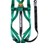 BOVA STANDARD HARNESS: SINGLE LEG LANYARD WITH SNAP HOOK – NON-BELTED
