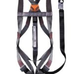 SISI STANDARD HARNESS: SINGLE LEG LANYARD WITH SNAP HOOK – NON-BELTED
