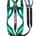 BOVA STANDARD HARNESS: DOUBLE LEG LANYARD WITH SCAFFOLDING HOOKS – NON-BELTED