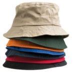 JAVLIN 100% COTTON BUSH HAT – NARROW BRIM [FLOPPY BUCKET HAT STYLE]