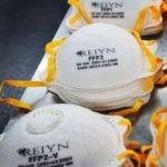 Reiyn Ffp1 Dust Masks – Nrcs & Sans En:149:2001 Approved