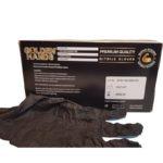 Black Nitrile Gloves Box of 100